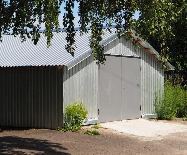 Metal-Garage-Kent-WA